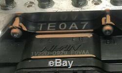 2012 2013 2014 2015 Honda Accord 2.4l Abs Antiblocage Pompe De Frein Te0a7