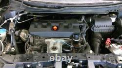 2012-2013 Honda CIVIC 1.8l Abs Anti-lock Brake Pump Assembly Ex Ex-l