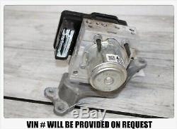 2012-2013 Honda CIVIC Abs Antiblocage Pompe De Frein 1.8l DX LX Berline 4 Portes