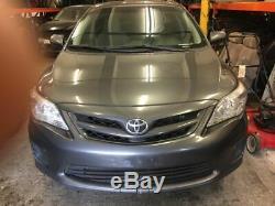 2012-2013 Toyota Corolla 1.8l Abs Antiblocage De Frein Pompe Maître-cylindre