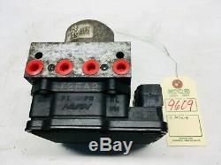 2013 Honda Accord Abs Anti Pompe Verrouillage Frein Modulator Oem T2fa2 # 9609