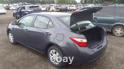 2015 Toyota Corolla 1.8l Anti-blocage Frein Abs Assemblage De Pompe D'actuateur 44540-02411