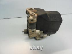 86-91 Mercedes W126 560sel Module De Pompe De Frein Antiblocage Abs 0265200026