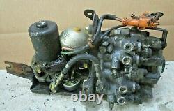 91 92 93 94 95 Acura Legend Pompe Abs Module De Frein Antiblocage 1991-1995
