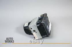 97-03 Jaguar Xk8 X100 Antiblocage Freins Abs Pompe Module Mnf5920bb Lnc2210bd Oem
