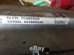97 98 99 00 Chevy Corvette Abs Pompe Antiblocage De Freinage Module 09.360.969 1997-2000