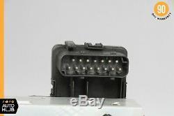 98-01 Mercedes W163 Ml55 Amg Ml320 Abs Antiblocage De Freins Oem Module Actionneur Pompe