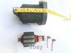 98-02 Lexus Lx470 Toyota Cruiser Abs Anti-lock Pump Motor Repair Kit