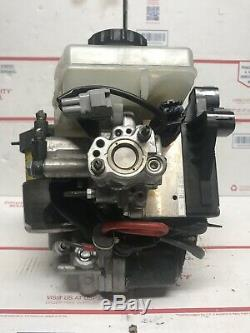 98-05 Lexus Gs300 Gs400 Abs Antiblocage De Frein Pompe Maître-cylindre Arceaux