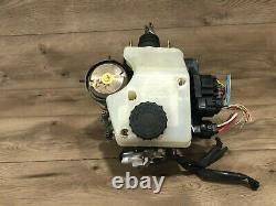 98 05 Lexus Gs300 Gs430 Système D'abs Pompe De Frein Actionneur Hydraulique Anti-verrouillage Oem 5