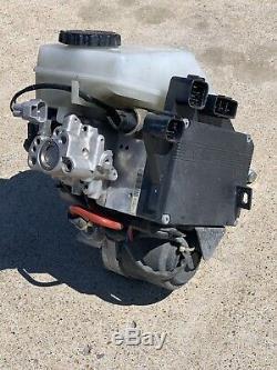 98-2005 Lexus Gs300 Gs400 Gs430 Antiblocage De Freins Abs Booster Maître-cylindre Pompe