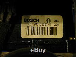 99 01 03 04 Ford Mustang Cobra Abs Antiblocage Pompe De Frein Module Oem Bonne Utilisé C88