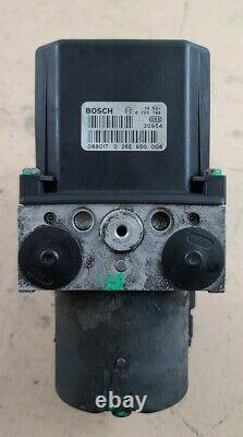 99-03 Bmw E53 X5 Bosch Module De Commande De Frein Anti-blocage Unité De Pompe Abs 0265950004