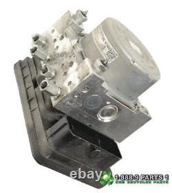 Abs Anti-lock Brake Pump/actionator Unit 2017 Mazda Cx-5 (k1y3-43-7a0) Stk C97080