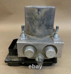 Abs Antiblocage Faites Cuire Du Module De Pompe 07 08 Chevrolet Silverado 1500 A / T 25802180