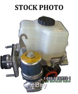 Abs De Maître-cylindre De Pompe De Frein Anti-blocage Abs Toyota Fj Cruiser Mt 2007-2008