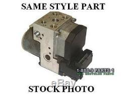 Abs Pompe Avec Le Module 04 05 06 Dodge Sprinter 2500 Antiblocage De Frein 4 Portes # L330e28