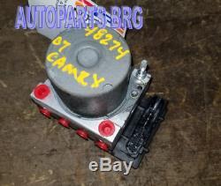 Actionneur De Frein Antiblocage Avec Module De Pompe Abs Toyota Camry Absry Witho Skid