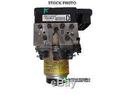 Actionneur De Frein Antiblocage De Pompe Abs 44510-48060 Hybride Highlander Lexus Rx400h
