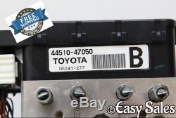 Actionneur De Pompe De Frein Anti-blocage Toyota Prius Abs 2004-2009 05 06 07 08