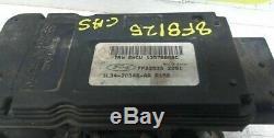 Anti-lock Pompe De Frein Abs 2000-2004 Ford F150 F150 4 Roues De Ramassage 1l34-2c346-aa