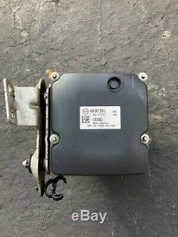 Audi A6 S6 A7 S7 Oem Antiblocage Abs Pompe De Frein Module # 4g0907379l Utilisé Oem