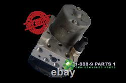Bmw 750i Abs Anti-lock Brake Part Assembly 06 07 08 Stk L404k23