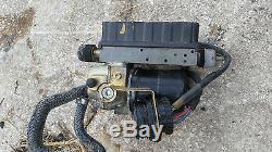 Bmw E36 96-99 M3 Asc Asc-t Abs Unité De Pompage De Frein Anti-blocage 34512228225 Oem Hydraul