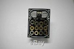 Bmw E39 E38 Abs Antiblocage De Commande De Frein Modulator 0 265 950 002