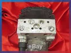 Bmw E53 X5 Série Abs Module De Frein De Pompe Compresseur Anti Verrouillage Pompe A Vide