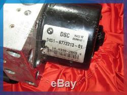 Contrôleur De Modulateur Dsc Pompe Abs Frein Antiblocage Bmw E87 E90 E91 1