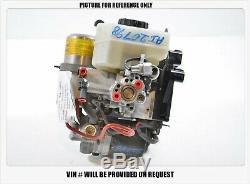 Cylindre 47050-35010 De Maître-cylindre De Pompe De Frein De Toyota 4runner Abs Anti-blocage 2001-2002
