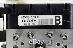 Ensemble D'actionneur De Pompe De Frein Anti-blocage Toyota Prius 2004-2009