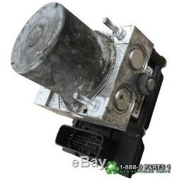 Ensemble Pompe De Frein Abs Antiblocage Pour 05 06 Audi A6 4f0614517n Stk # L330e39