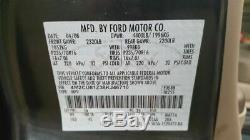 Ford Escape 2008 Mariner Abs Antiblocage Pompe De Frein Vin 1 8 Chiffres