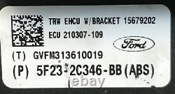Ford Freestar Abs 2004 Module De Pompe À Frein Anti-verrouillage 5f23-2c346-bb