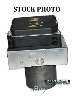 Frein Antiblocage De Pompe Hydraulique Abs 2008 Dodge Sprinter 2500 3.0l Diesel L330e6