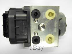 Frein Antiblocage Pour Pompe Abs + Pompe, Ecu, D'origine Mg Rover Bosch Nouveau Srb101621