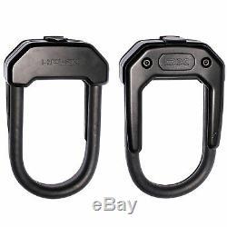 Hiplok Facile Carry DX D Bike Cycle Cyclisme Anti Theft Security Lock Noir