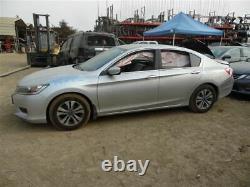 Honda Accord Berline 2.4l Abs 2.4l Anti-lock Brake Pump Assembly At (cvt), LX