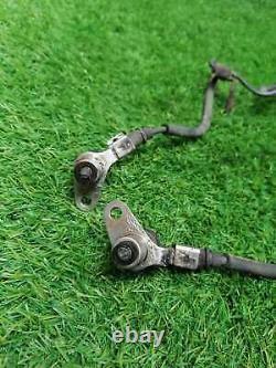 Jdm Véritable Toyota 91-99 Sw20 Mr2 Turbo Arrière Anti Lock Abs Wire Avec Capteur R & L