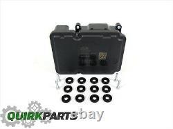 Jeep Compass Patriot Dodge Caliber Abs Anti Lock Brakes Control Module New Mopar