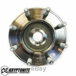 Kryptonite Roulement De Roue Pour 2011-2019 Chevy / Gmc 2500hd / 3500hd Srw 4 Roues Motrices