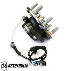 Kryptonite Roulement De Roue Pour 99-07 Classique Chevy / Gmc Srw Camions 1500hd / 2500/3500