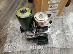 Lexus Rx400h Toyota Highlander H Abs Brake Anti-lock Pump Module Oem