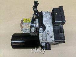 Lexus Rx400h Toyota Highlander Hybrid Abs Brake Antilock Pump Module 44510-48060