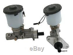 Maître-cylindre Honda CIVIC Avec Freins Antiblocage (abs) Lx, Ex. Si, Delsol 1992-95 Nouveau