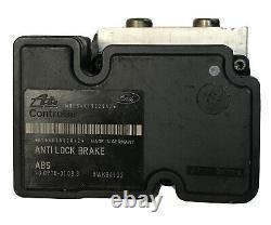 Mazda 3 A/t Abs Anti Lock Brake Pump Module 3m51-2m110-ca 2004 2009