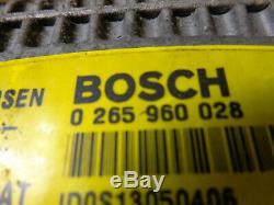 Mercedes E W211 Sl500 R230 Pompe Antiblocage Frein Sbc Abs A0054317112 0265960028