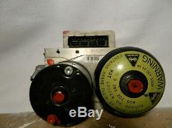 Mercedes E500 W211 0265960046 Anti-lock Frein Abs Pompe Novembre 2012 Code Date